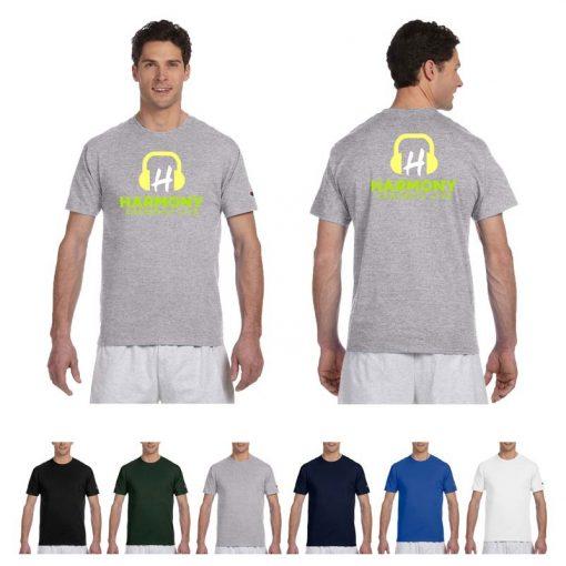 6 Oz. Champion® Adult Short Sleeve T-Shirt