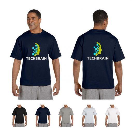 7 Oz. Champion® Adult Heritage Jersey T-Shirt