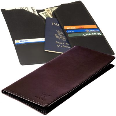 Liberty Travel Cowhide Wallet