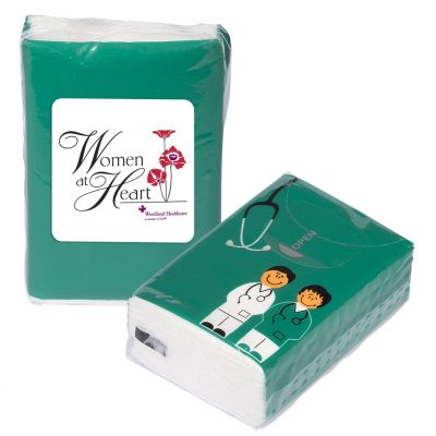 Mini Tissue Doctor & Nurse Packet