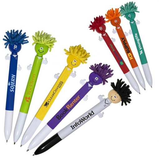 MopToppers® Screen Cleaner Two-Color Writer Pen