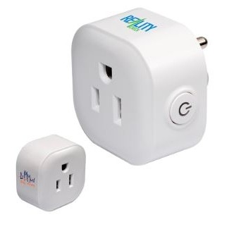 Wi-Fi Smart Plug (Overseas)