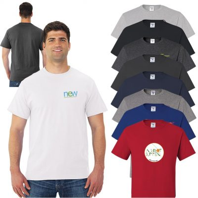 Jerzees® Adult 5.4 Oz. Dri-Power® 50/50 T-Shirt