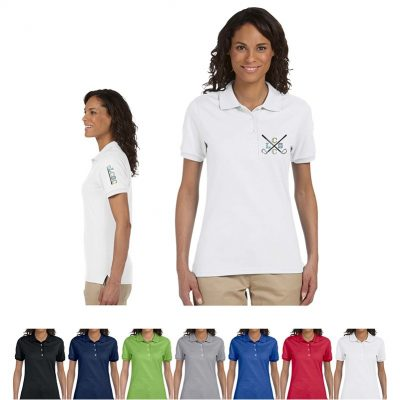 Jerzees® Ladies' 5.4 Oz. Spotshield™ Jersey Sport Shirt