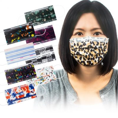 4CP Adult 3-Ply Face Mask