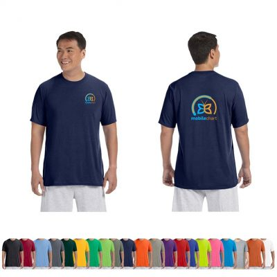 5 Oz. Gildan® Performance Adult Colored T-Shirt