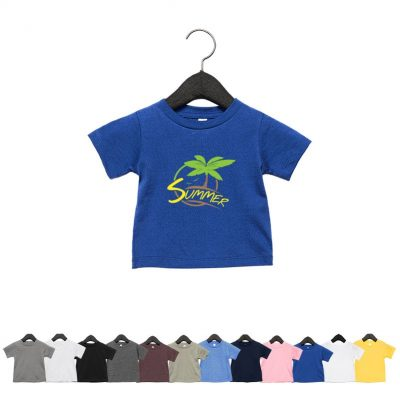 Bella+Canvas® Infant Jersey Short Sleeve T-Shirt