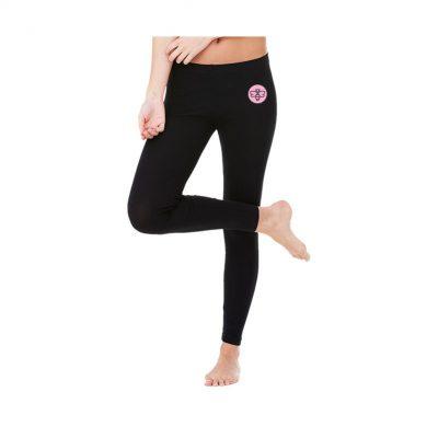Bella+Canvas® Ladies' Cotton/Spandex Legging