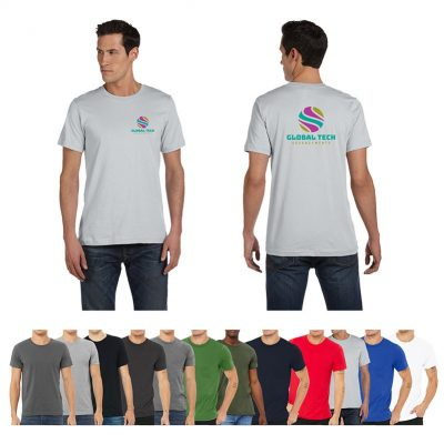 Bella+Canvas® Unisex Made in the USA Jersey Short-Sleeve T-Shirt