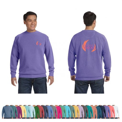 Comfort Colors® Adult Crewneck Sweatshirt