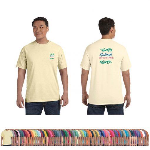 Comfort Colors® Adult Heavyweight Ringspun T-Shirt