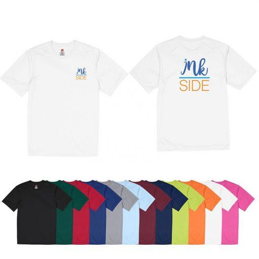 Hanes® Adult Cool DRI T-Shirt w/FreshIQ
