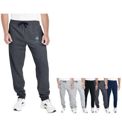 Jerzees® Adult 7.2 Oz. 60/40 Nublend® Jogger Sweatpants