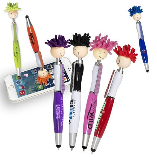MopToppers™ Pen w/Multi-Color Imprint - SA Express™