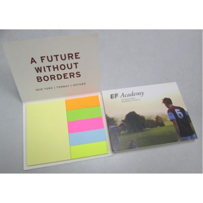 Softcover Sticky Book