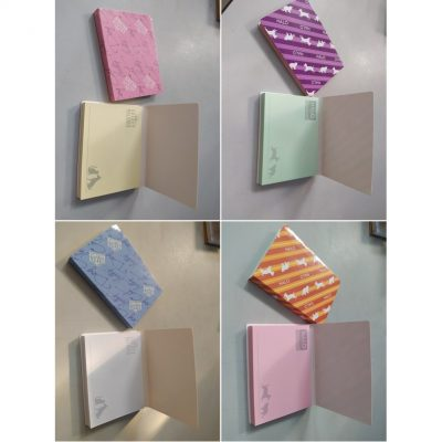 Softcover Sticky Pad