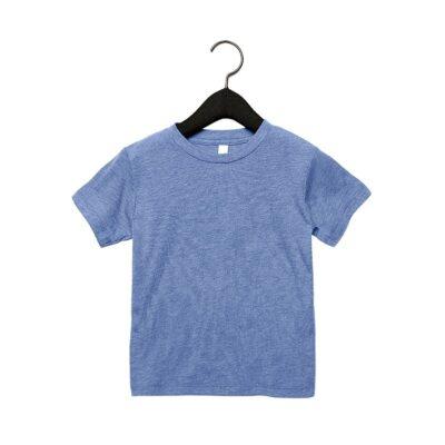 Bella+Canvas® Toddler Triblend Short Sleeve T-Shirt