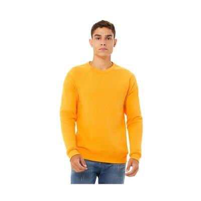 Bella+Canvas® Unisex Colored Sponge Fleece Crewneck Sweatshirt