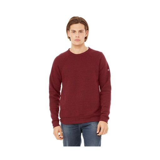 Bella+Canvas® Unisex Triblend Sponge Fleece Crewneck Sweatshirt