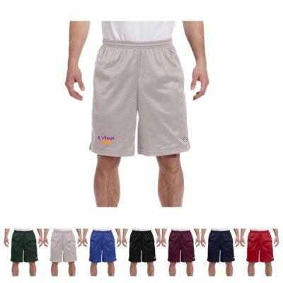 Champion® Adult Mesh Short w/Pockets