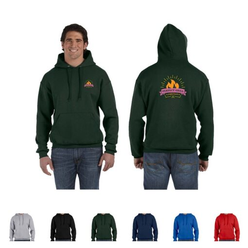 Fruit of the Loom® Supercotton™ Adult Pullover Hooded Sweatshirt