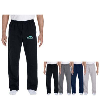 Gildan® DryBlend® Adult Open-Bottom Sweatpants