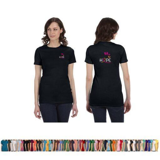 Bella+Canvas® Ladies' The Favorite T-Shirt