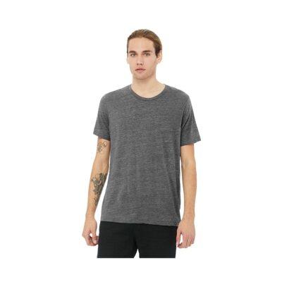 Bella+Canvas® Unisex Slub Colored Poly-Cotton Short Sleeve T-Shirt