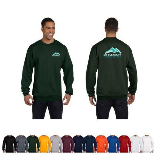 Champion® Adult Double Dry Eco Crew Shirt