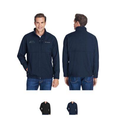Columbia® Men's Ascender™ Soft Shell Jacket