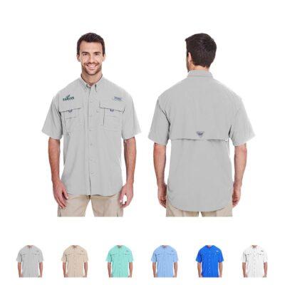Columbia® Men's Bahama™ II Short-Sleeve Shirt