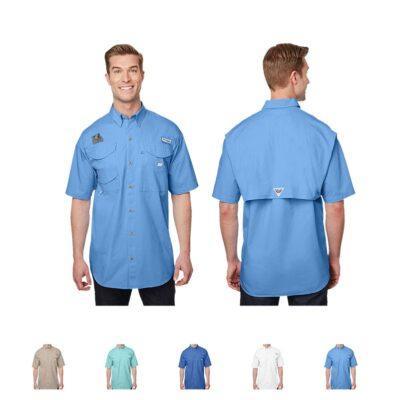 Columbia® Men's Bonehead™ Short-Sleeve Shirt