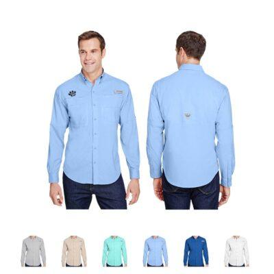 Columbia® Men's Tamiami II Long-Sleeve Shirt