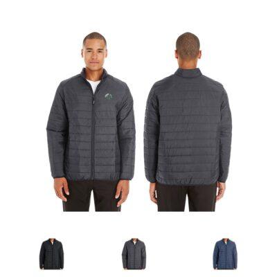Core365® Men's Prevail Packable Puffer Jacket