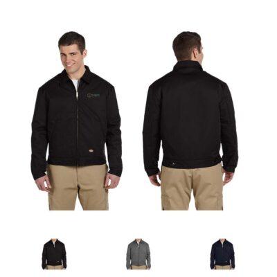 Dickies® Men's 8 Oz. Lined Eisenhower Jacket