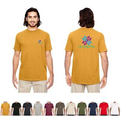 Econscious Men's Colored Organic Cotton Classic Short-Sleeve T-Shirt