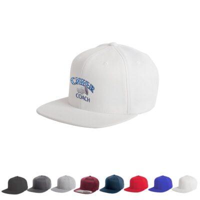 Flexfit® Adult Wool Blend Snapback Cap