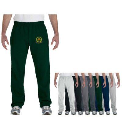 Gildan® Adult Heavy Blend Open-Bottom Sweatpants