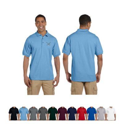 Gildan® Adult Ultra Cotton® 6.3 Oz. Piqué Polo Shirt