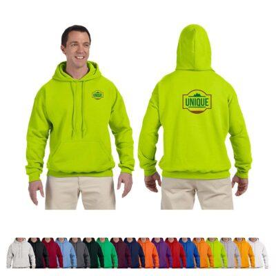 Gildan® DryBlend® Adult Colored Hooded Sweatshirt