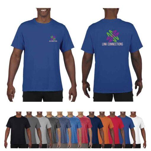Gildan® Performance® Adult Colored Core T-Shirt