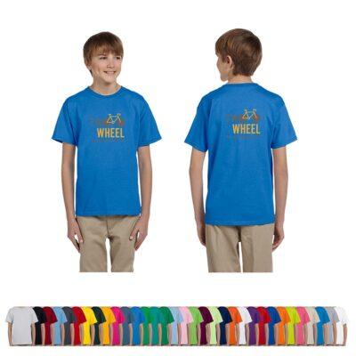 Gildan® Ultra Cotton® Youth Colored T-Shirt