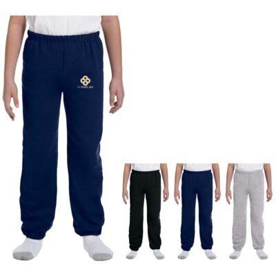 Gildan® Youth Heavy Blend 8 Oz. 50/50 Sweatpants