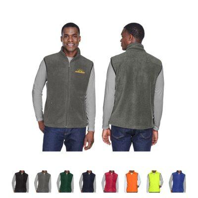 Harriton® Adult 8 Oz. Fleece Vest