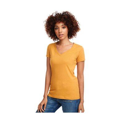 Next Level™ Ladies' Ideal V Neck Shirt