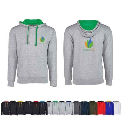 Next Level™ Unisex French Terry Pullover Hoody