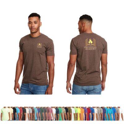 Next Level™ Unisex Poly/Cotton Crew T-Shirt