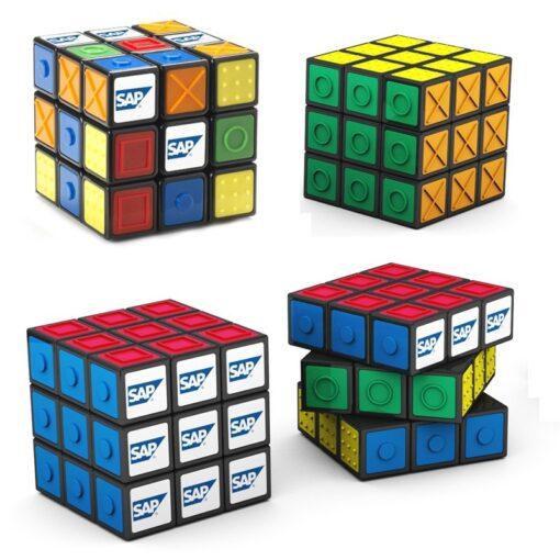 Rubik's® 9-Panel Sensory Cube