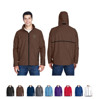 Team 365® Adult Conquest Jacket w/Mesh Lining