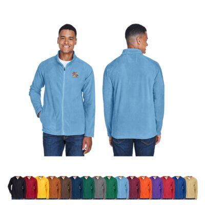 Team 365® Men's Campus Microfleece Jacket